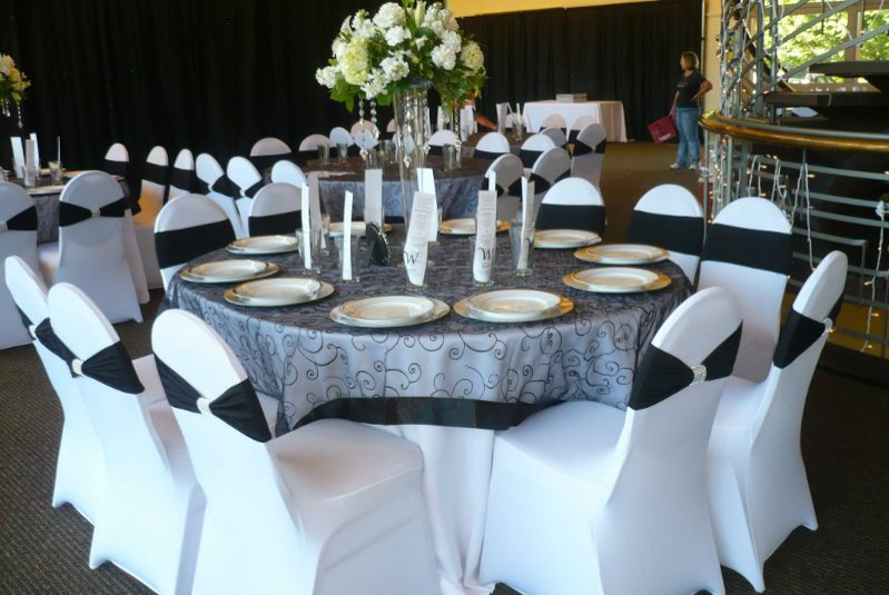 platinum designs chair covers specialty linens chair bands